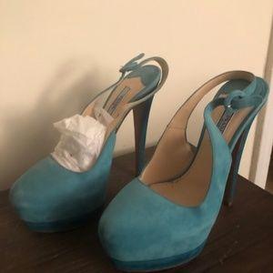 New Prada Platform Shoes